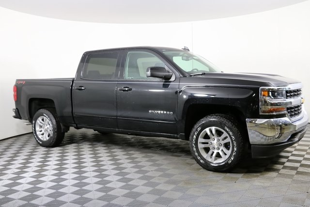2018 Silverado 1500 Crew Cab 4x4,  Pickup #8452 - photo 4