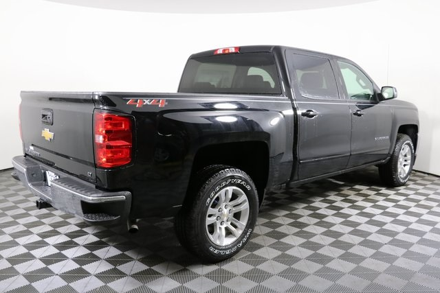 2018 Silverado 1500 Crew Cab 4x4,  Pickup #8452 - photo 10