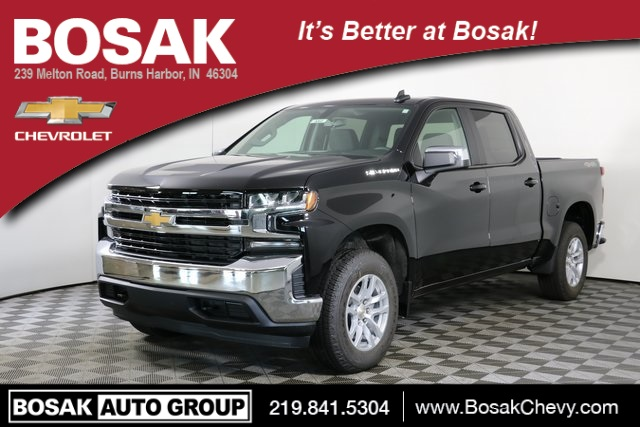 2019 Silverado 1500 Crew Cab 4x4,  Pickup #9065 - photo 1