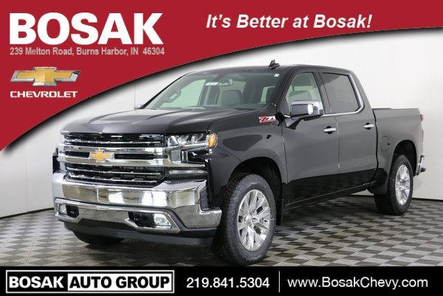 2019 Silverado 1500 Crew Cab 4x4,  Pickup #9075 - photo 1