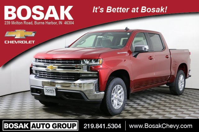 2019 Silverado 1500 Crew Cab 4x4,  Pickup #9098 - photo 1