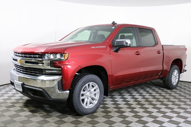 2019 Silverado 1500 Crew Cab 4x4,  Pickup #9098 - photo 3