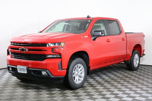 2019 Silverado 1500 Crew Cab 4x4,  Pickup #9100 - photo 3