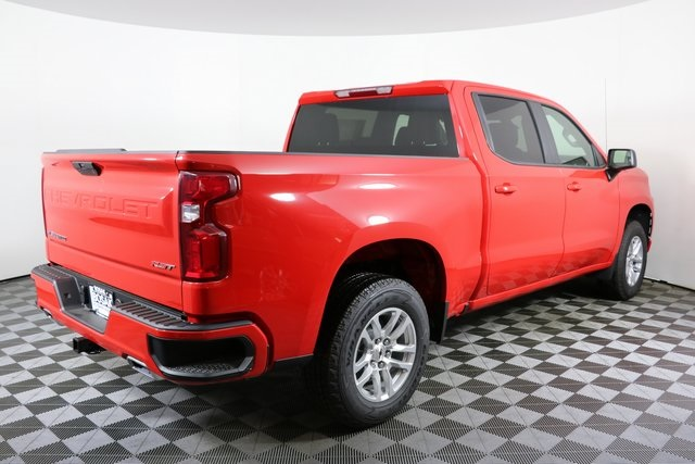 2019 Silverado 1500 Crew Cab 4x4,  Pickup #9100 - photo 10