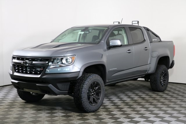 2019 Colorado Crew Cab 4x4,  Pickup #9101 - photo 3