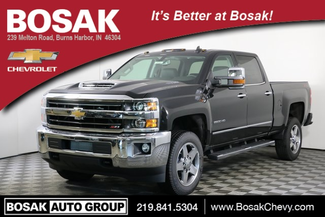 2019 Silverado 2500 Crew Cab 4x4,  Pickup #9102 - photo 1