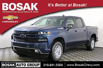 2019 Silverado 1500 Crew Cab 4x4,  Pickup #9109 - photo 1