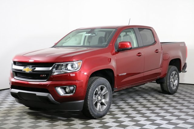 2019 Colorado Crew Cab 4x4,  Pickup #9120 - photo 3