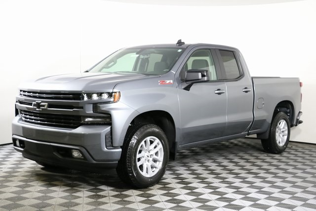 2019 Silverado 1500 Double Cab 4x4,  Pickup #9131 - photo 3