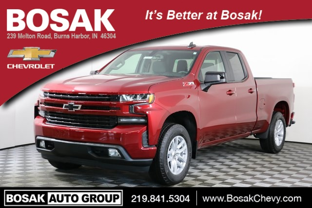 2019 Silverado 1500 Double Cab 4x4,  Pickup #9141 - photo 1