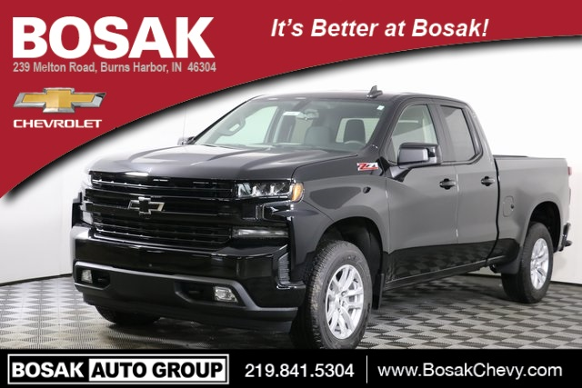 2019 Silverado 1500 Double Cab 4x4,  Pickup #9166 - photo 1