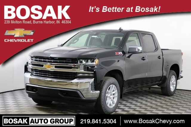 2019 Silverado 1500 Crew Cab 4x4,  Pickup #9173 - photo 1