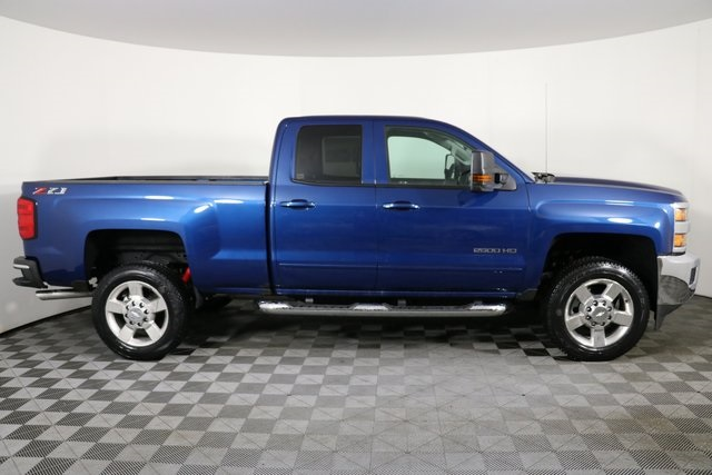 2019 Silverado 2500 Double Cab 4x4,  Pickup #9189 - photo 9