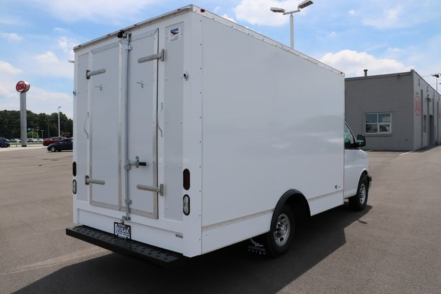 2018 Express 3500 4x2,  American Cargo by Midway Cutaway Van #F8031 - photo 10