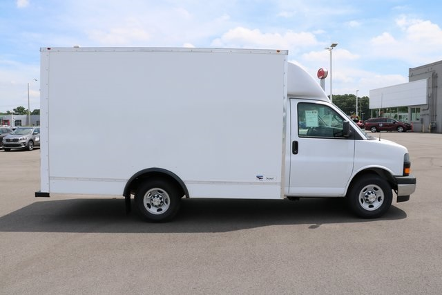 2018 Express 3500 4x2,  American Cargo by Midway Cutaway Van #F8031 - photo 11