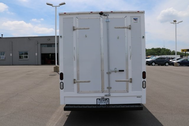 2018 Express 3500 4x2,  American Cargo by Midway Cutaway Van #F8031 - photo 12