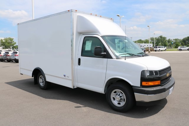 2018 Express 3500 4x2,  American Cargo by Midway Cutaway Van #F8031 - photo 4