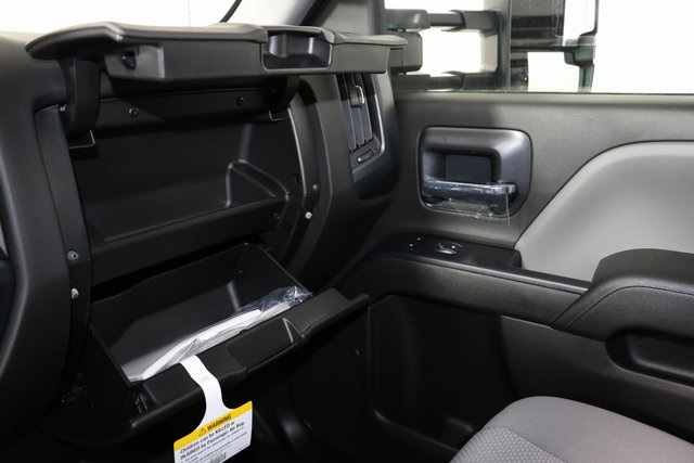 2018 Silverado 3500 Regular Cab DRW 4x4,  Monroe Dump Body #F8035 - photo 24