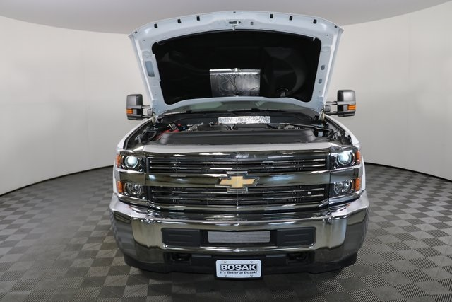 2018 Silverado 3500 Regular Cab DRW 4x4,  Monroe Dump Body #F8035 - photo 7