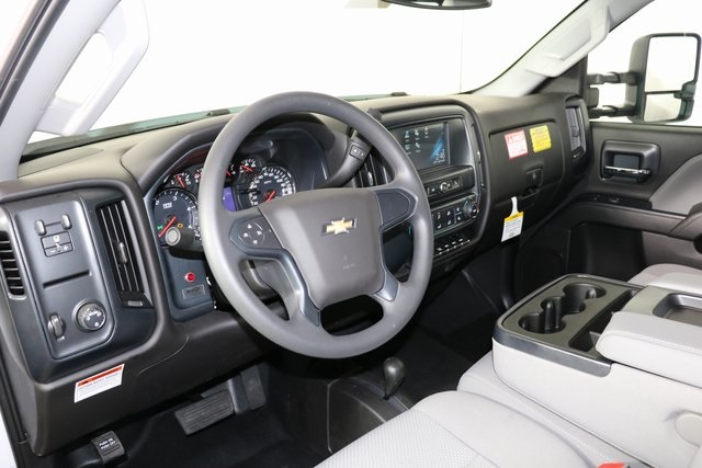 2018 Silverado 3500 Regular Cab DRW 4x4,  Monroe MTE-Zee Dump Body #F8036 - photo 14