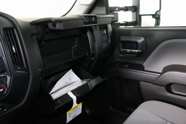 2018 Silverado 3500 Regular Cab DRW 4x4,  Monroe MTE-Zee Dump Body #F8036 - photo 20