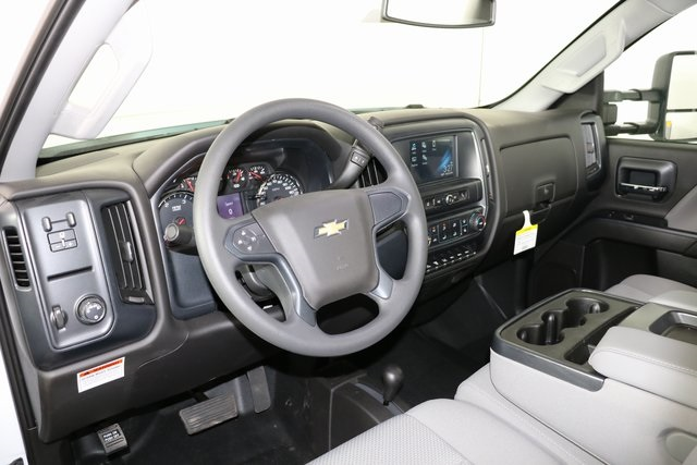 2018 Silverado 3500 Regular Cab DRW 4x4,  Monroe Service Body #F8037 - photo 17