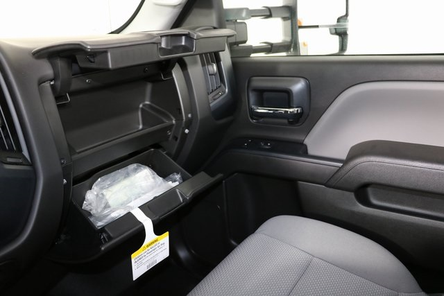 2018 Silverado 3500 Regular Cab DRW 4x4,  Monroe Service Body #F8037 - photo 23