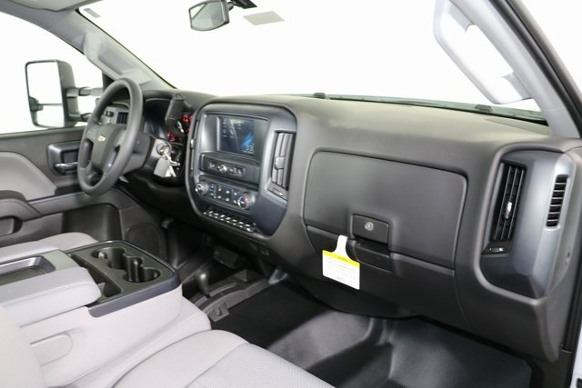 2018 Silverado 3500 Regular Cab DRW 4x4,  Monroe Service Body #F8037 - photo 32