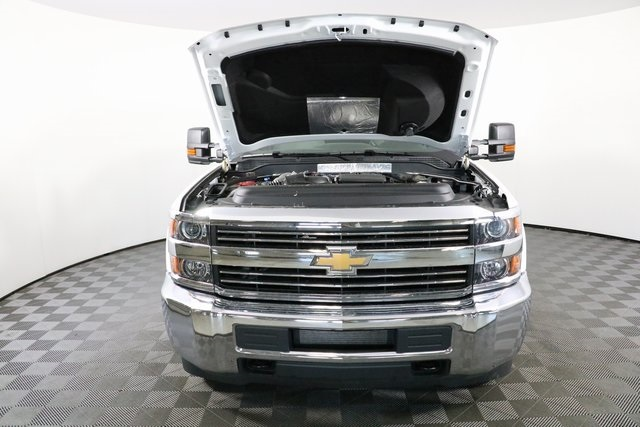 2018 Silverado 3500 Regular Cab DRW 4x4,  Monroe Service Body #F8037 - photo 6