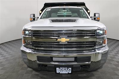 2018 Silverado 3500 Regular Cab DRW 4x4,  Monroe MTE-Zee Dump Body #F8038 - photo 5