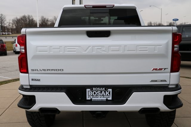 2019 Silverado 1500 Crew Cab 4x4,  Pickup #F9010 - photo 11