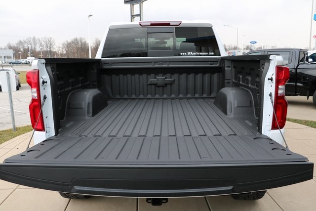2019 Silverado 1500 Crew Cab 4x4,  Pickup #F9010 - photo 12