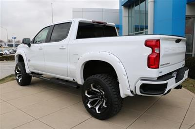 2019 Silverado 1500 Crew Cab 4x4,  Pickup #F9010 - photo 2