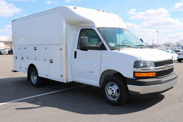 2019 Express 3500 4x2,  Supreme Service Utility Van #F9014 - photo 5