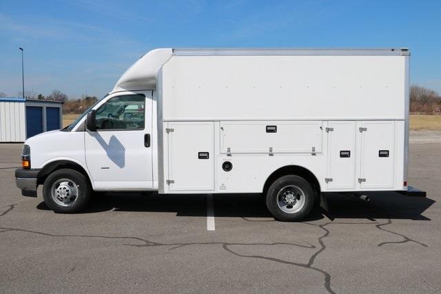 2019 Express 3500 4x2,  Supreme Service Utility Van #F9014 - photo 7