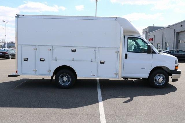 2019 Express 3500 4x2,  Supreme Service Utility Van #F9014 - photo 8