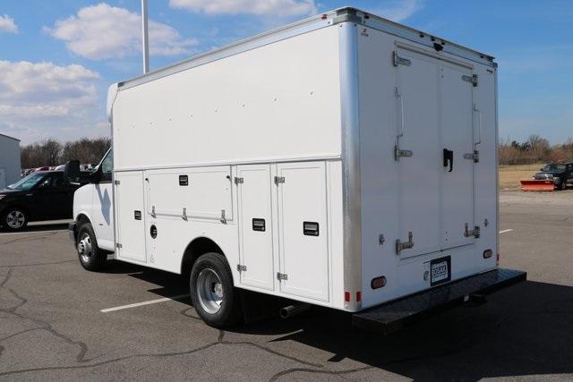 2019 Express 3500 4x2,  Supreme Service Utility Van #F9014 - photo 2