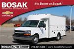 2019 Express 3500 4x2,  Supreme Spartan Service Utility Van #F9014 - photo 1