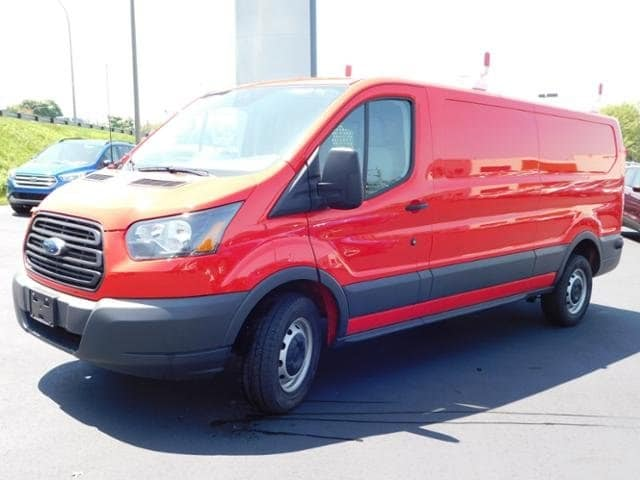 2017 Transit 350 Low Roof 4x2,  Weather Guard General Service Upfitted Cargo Van #7922 - photo 4