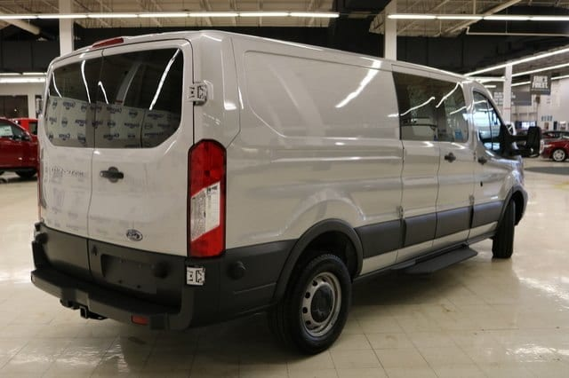 2018 Transit 250 Low Roof 4x2,  Upfitted Cargo Van #F8535 - photo 8