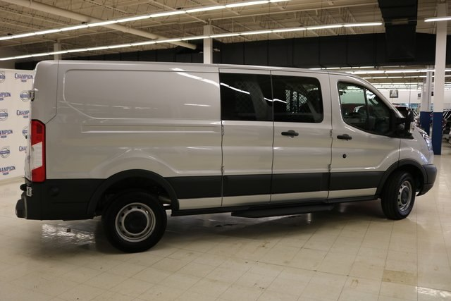 2018 Transit 250 Low Roof 4x2,  Upfitted Cargo Van #F8535 - photo 9