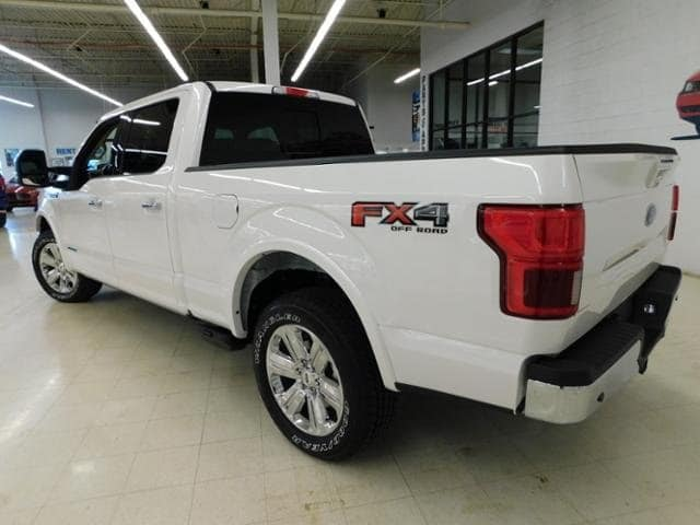 2018 F-150 SuperCrew Cab 4x4,  Pickup #F8641 - photo 6
