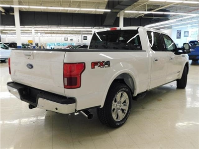 2018 F-150 SuperCrew Cab 4x4,  Pickup #F8641 - photo 2