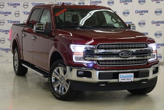 2018 F-150 SuperCrew Cab 4x4,  Pickup #F8803 - photo 1