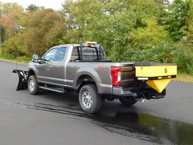 2019 F-250 Super Cab 4x4,  Fisher Snowplow Pickup #F9011 - photo 6