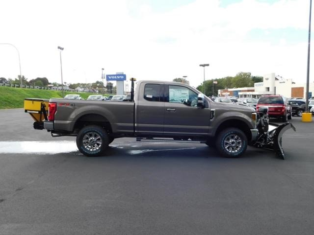 2019 F-250 Super Cab 4x4,  Fisher Snowplow Pickup #F9011 - photo 8
