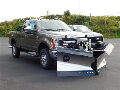 2019 F-250 Super Cab 4x4,  Fisher Snowplow Pickup #F9011 - photo 1