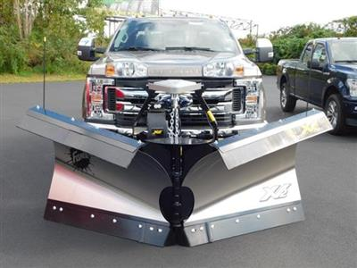 2019 F-250 Super Cab 4x4,  Fisher Snowplow Pickup #F9011 - photo 3