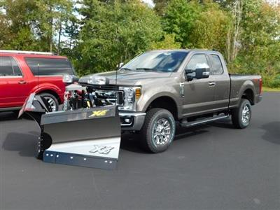 2019 F-250 Super Cab 4x4,  Fisher Snowplow Pickup #F9011 - photo 4