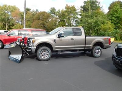 2019 F-250 Super Cab 4x4,  Fisher Snowplow Pickup #F9011 - photo 5